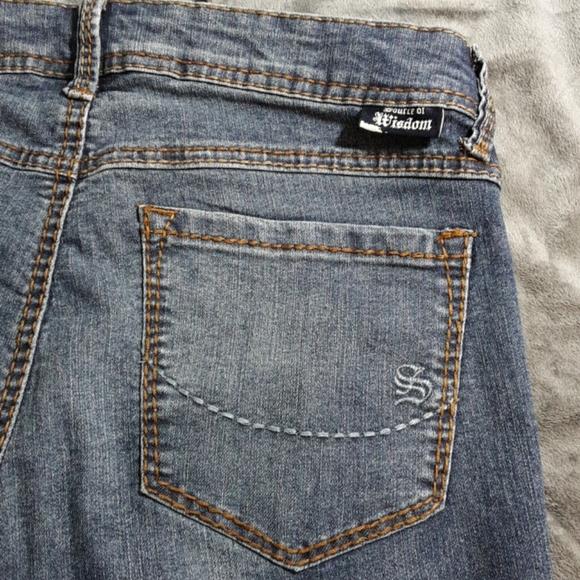 Torrid Source of Wisdom Boot Cut Jean